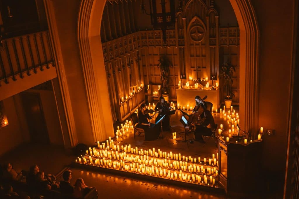 These Gorgeous Classical Concerts By Candlelight Are Coming To Birmingham