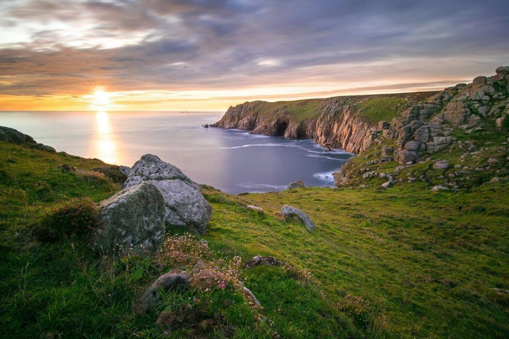The Longest Coastal Path In The World Will Open In The UK This Year
